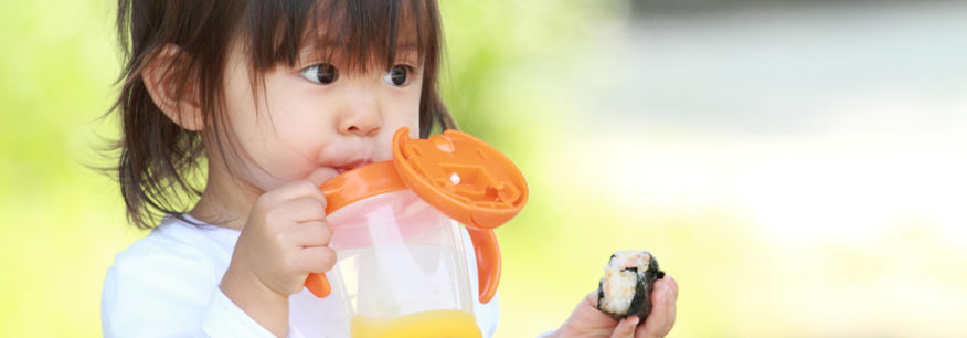 No Fruit Juice Recommended For Child's First Year