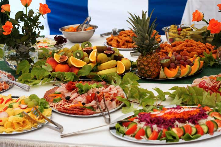 buffet-food dentist in Beaverton, Oregon